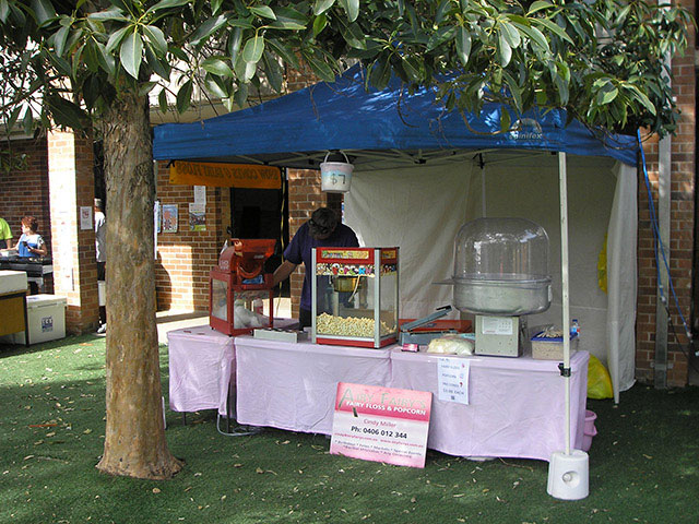 St Marys Public School Airy Fairy's Stand 2