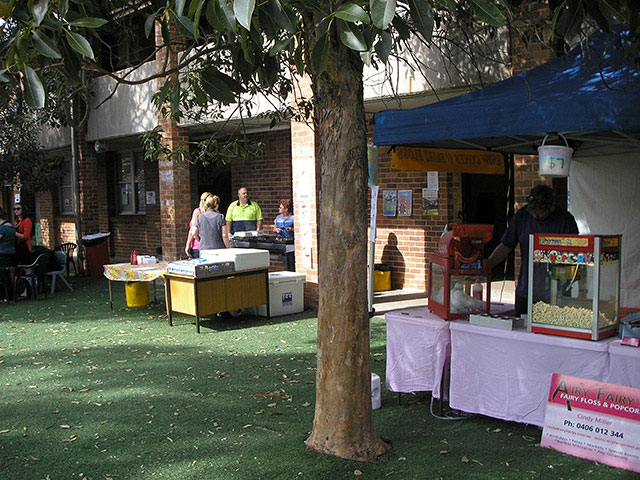 St Marys Public School Airy Fairy's Stand 3